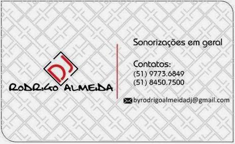 DJ Rodrigo Almeida