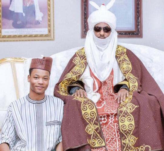 Emir of kano children