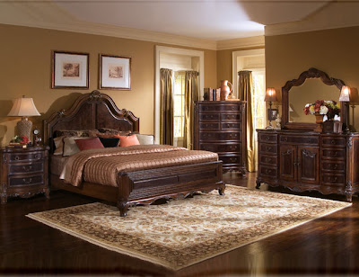 Country French Master Bedroom Ideas