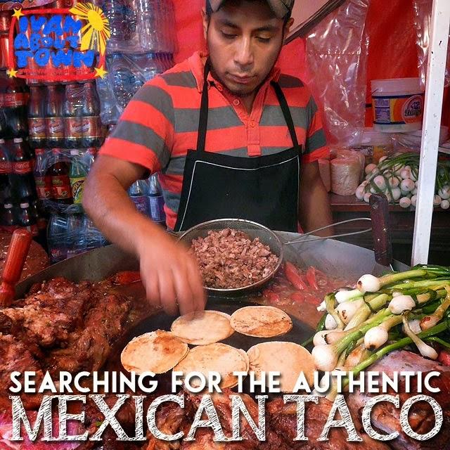 Mexican Taco: Tacos de Cazo