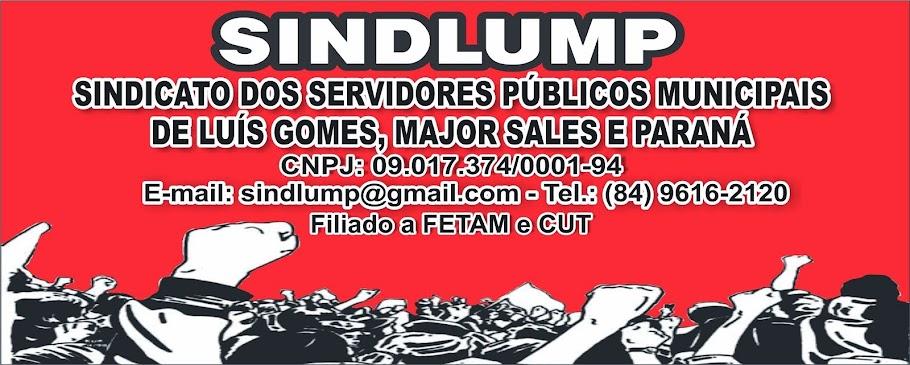 Sindicato dos Servidores Públicos Municipais de Luís Gomes, Major Sales e Paraná - SINDLUMP