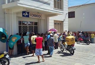 População de Soledade denuncia mau atendimento nos Correios