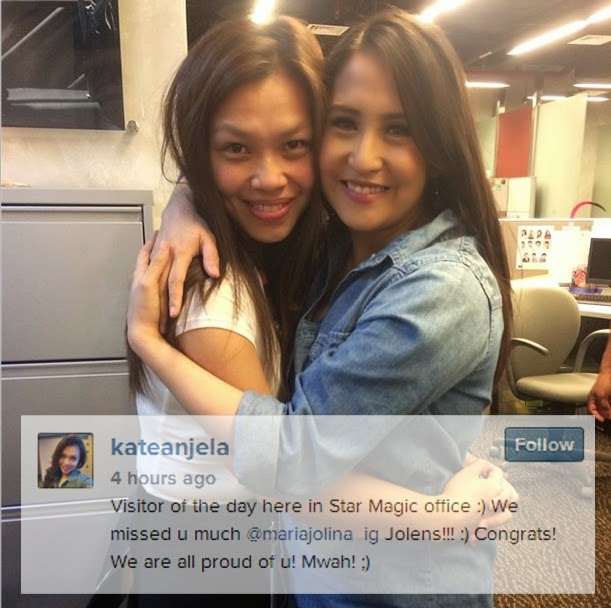 Jolina Magdangal moving back to ABS-CBN?