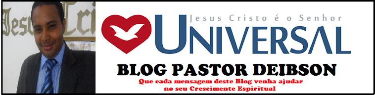PASTOR DEIBSON PINHEIRO