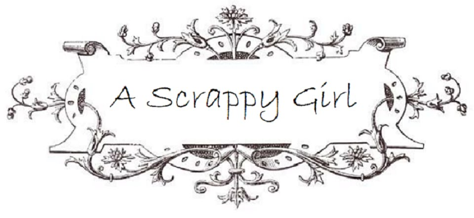 A Scrappy Girl