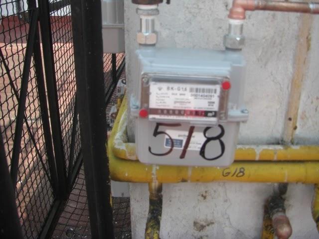 Vivir en tlatelolco nuevos medidores de gas natural en for Oficina gas natural valencia