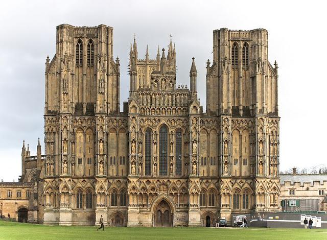 Arquitectura gotica for Arquitectura medieval