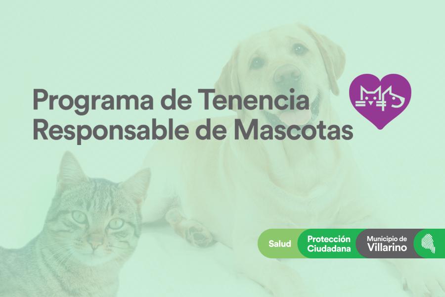 TENENCIA RESPONSABLES DE MASCOTAS