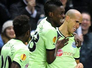 Newcastle-Club Brugge 1-0