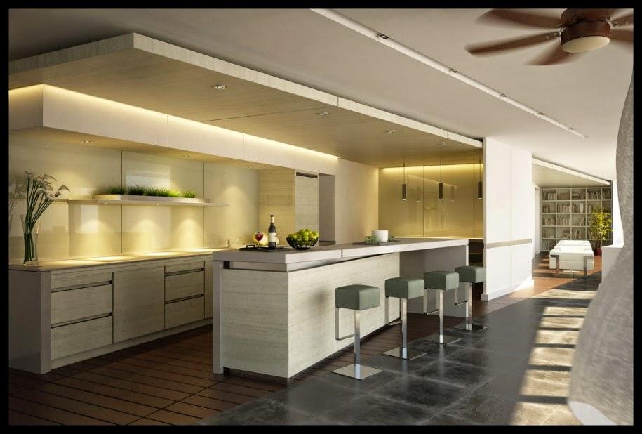 Basement bar plans modern