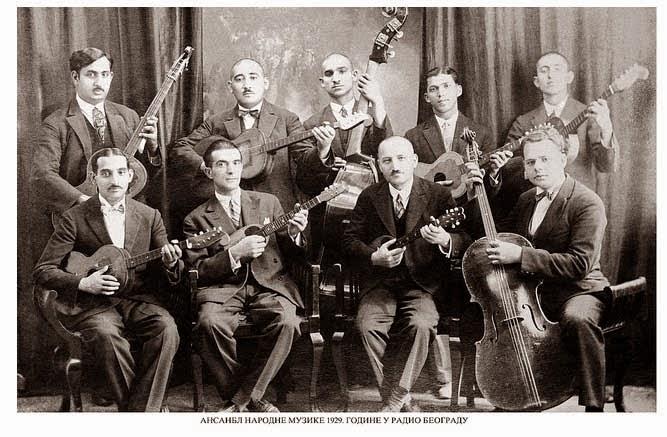 Orkestar RADIO BEOGRADA 1929
