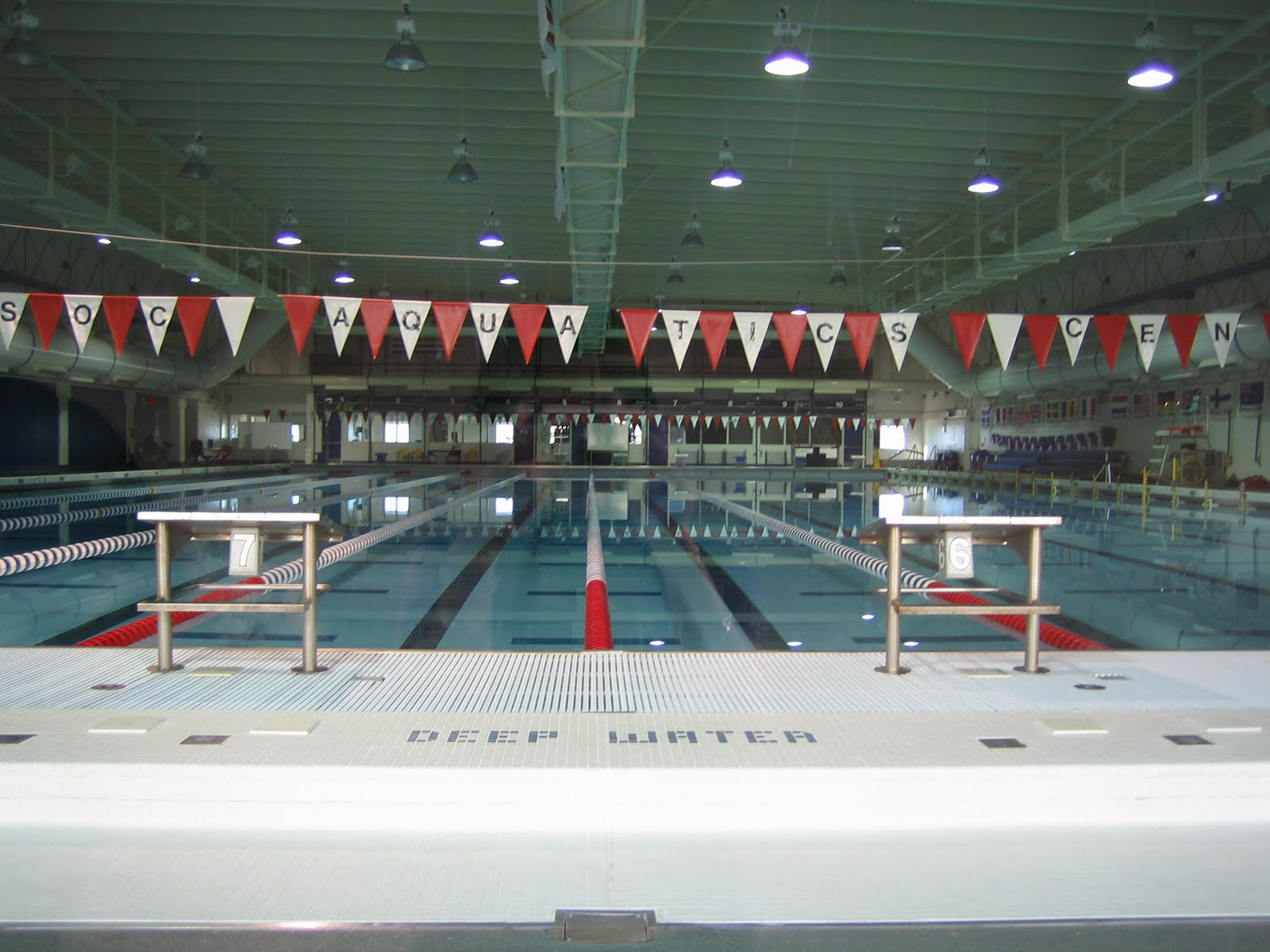 Swimming In College In The Usa Do You Have What It Takes