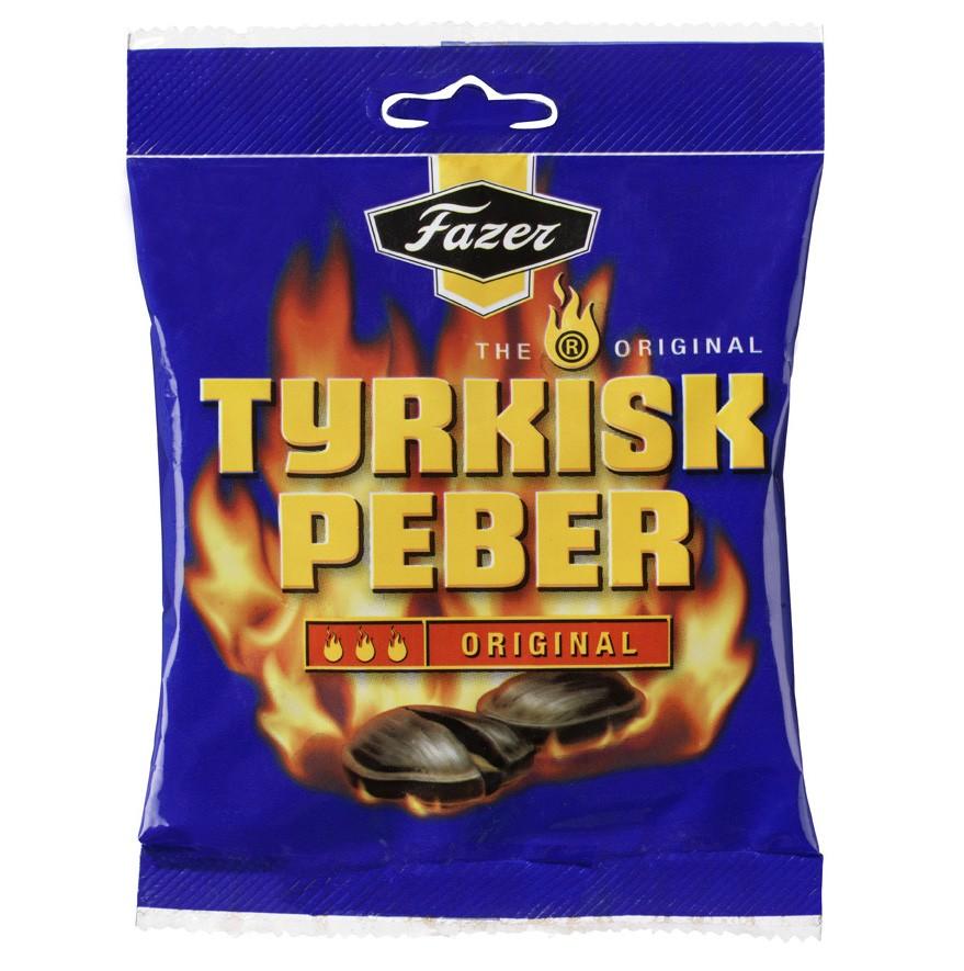 turkisk peppar