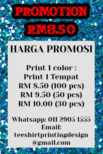 Promosi RM8.50