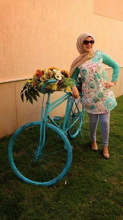 Hijab chic fashion