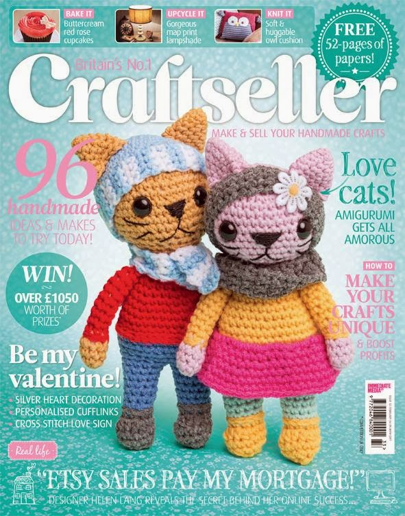 .Craftseller amigurum cats
