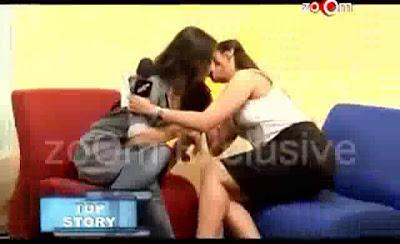 Vidya-Balan-Rani-Mukarji-Lesbian