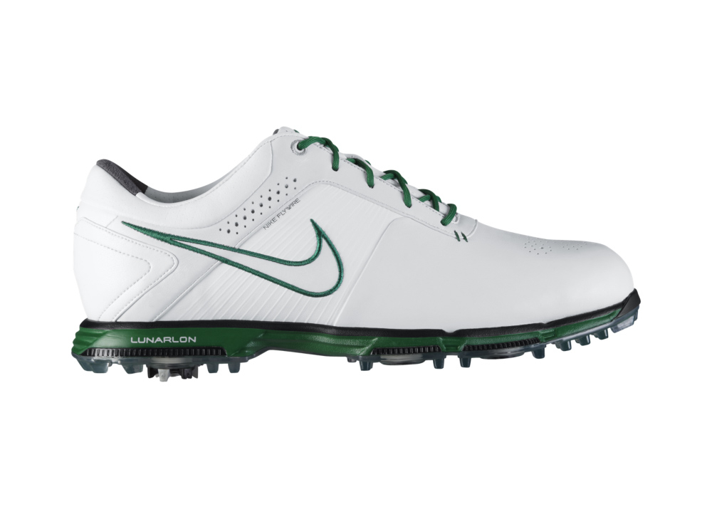 meet d3013 62218 Nike Golf Athletes to Wear Limited Edition Lunar Control Footwear in the  2012 Masters