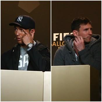 ¿Por qué Messi y Cristiano no se votaron entre sí?