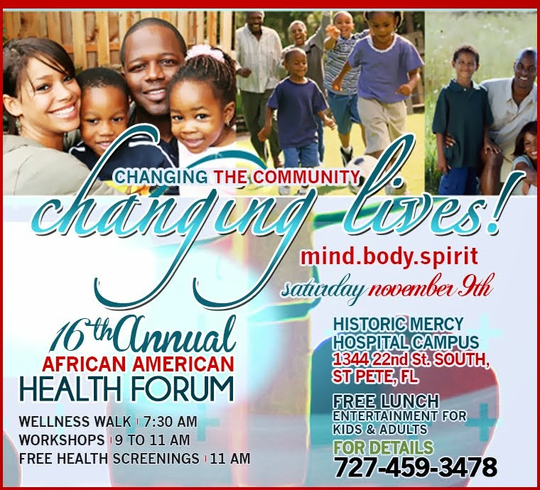 African American Health Forum: Mind-Body-Spirit