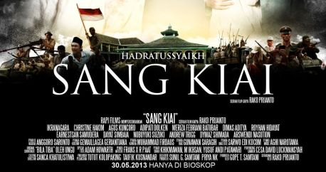 download film sang kiai full movie terbaru dari rapi film adalah film