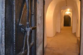 Rifugio Cantina  destinata alla protezione di Benito Mussolini - Villa Torlonia Roma