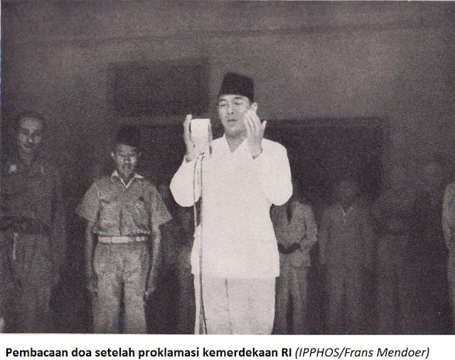 Gelora Pemuda, dan Angka 17 yang dikeramatkan Soekarno