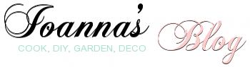 Ioanna's Blog | Συνταγές-Diy-Σπίτι-Κήπος