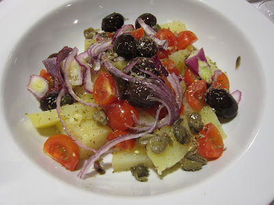 Salad at Cavour 313