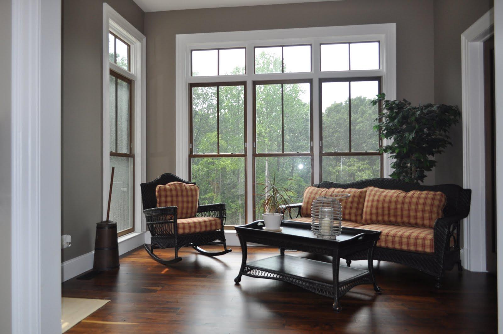 Grayce lane morning room project for Morning room designs