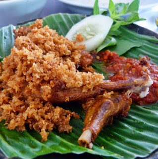 Resep Ayam Goreng Penyet Kremes Lezat