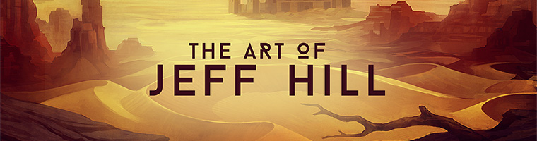 THE ART OF JEFF HILL