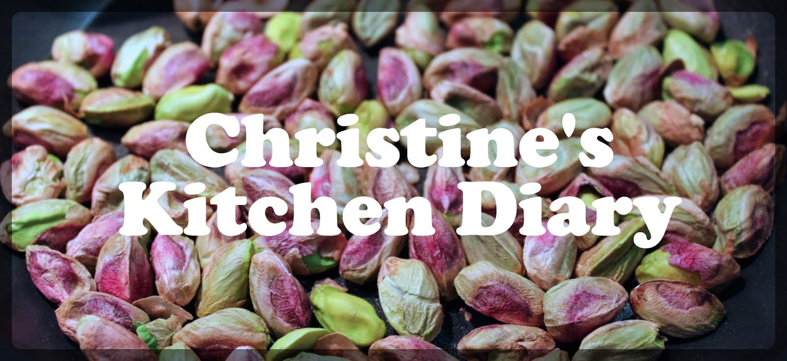 Christine's Kitchen Diary