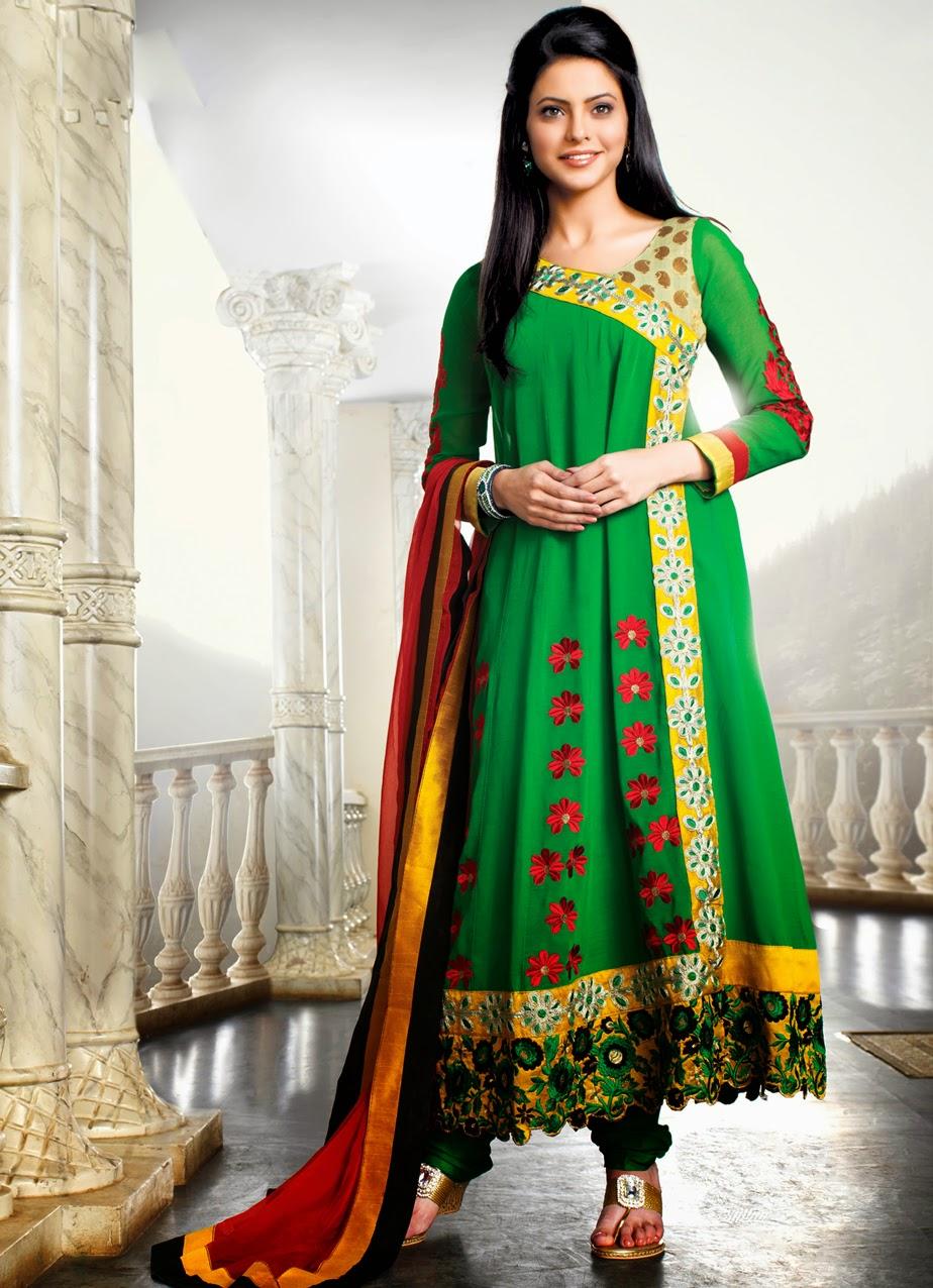Angrakha Style Dress Trend In Pakistan B G Fashion