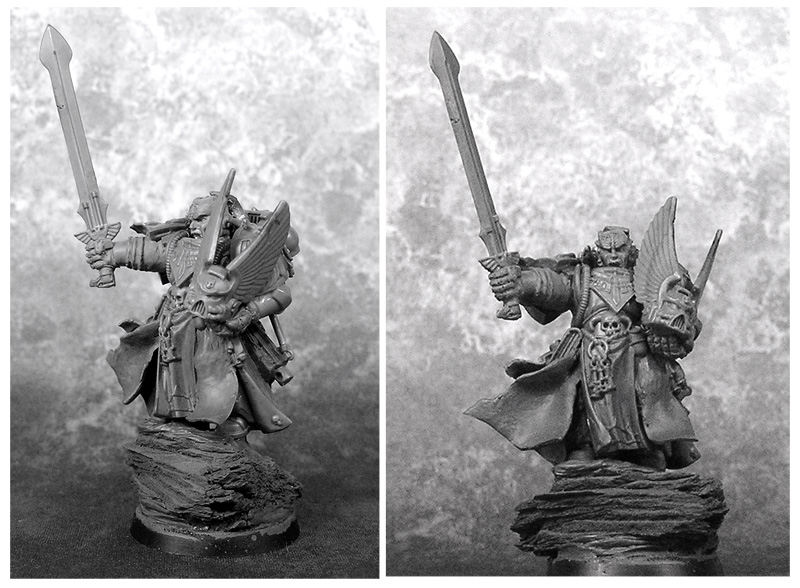 Azrael, Supreme Grand Master | Games Workshop Webstore