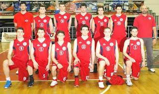 38ο Πανελλήνιο Πρωτάθλημα Εφήβων 2η αγωνιστική
