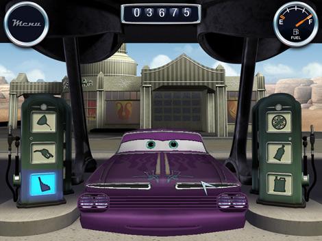 Adventure Game Cars: Radiator Springs PC img