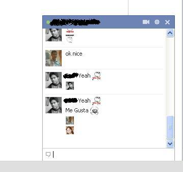 how to add nickname in facebook chat pc
