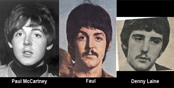 Paul McCartney Denny Laine And Mass Consciousness Waking From Its Slumber