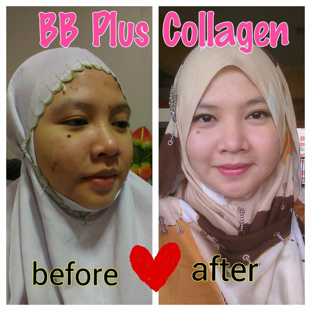 BB Plus Collagen is always my NO.1 choice!