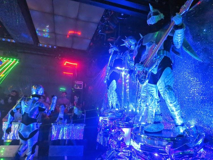 Robot Cabaret Show - Tokyo, Japan