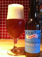 Tidig morgon 2 -tar en Mikkeller Koppi Tomahawk x Odoo Shakiso Coffee IPA? och vaknar till?