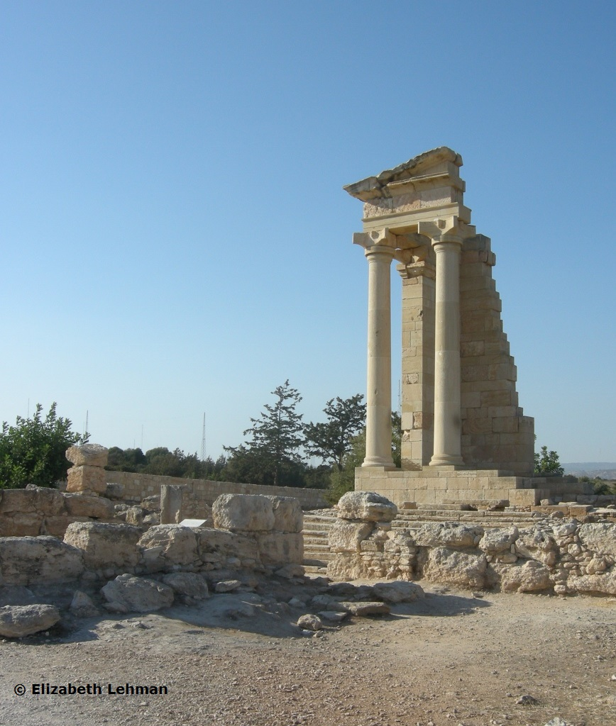 Exploring Cyprus: Sanctuary of Apollo Hylates Archaeological Site