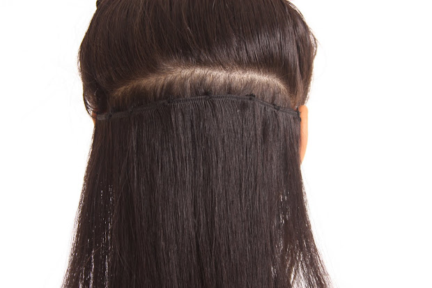 snap clip-in hair extensions