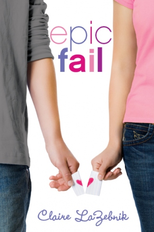 Book Cover Epic Fail by Claire LaZubnik