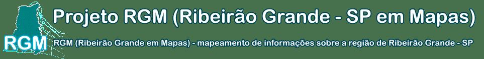 Projeto RGM (Ribeirão Grande - SP em Mapas)