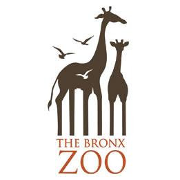 logo do zoológico do Bronx