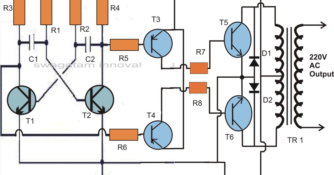 Grozzart Mini Ips Circuit Bord