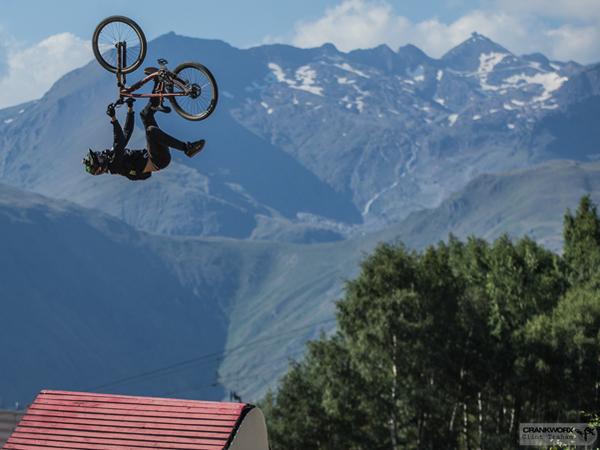 2015 Crankworx Les 2 Alps Slopestyle Results