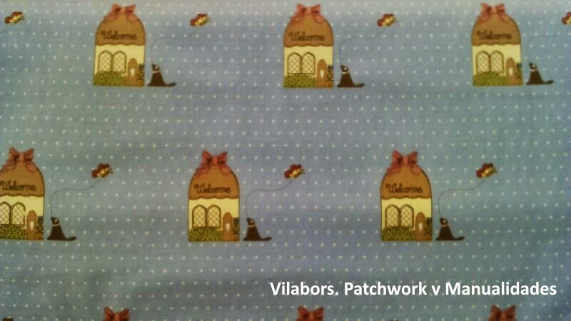 Telas Patchwork Veronique Requena en Vilabors, Vilafranca del Penedès